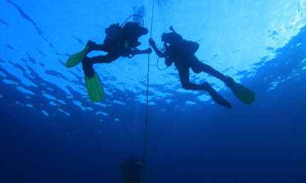 Offshore Support Dive Training
